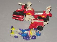 """G1 TRANSFORMER ACTION MASTER AXER COMPLETE LOT # 3 """"LOTS OF PICS/PROF:CLEANED"""""""
