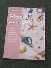 Berlitz Florida Pocket Guide by Berlitz Publishing Company (Paperback, 2000)