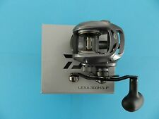Daiwa Lexa LEXA300HS-P Lexa 300 High Speed Right Hand Power Baitcasters 7.1:1
