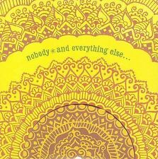 NEW - And Everything Else... by Nobody