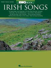 The Big Book of Irish Songs Sheet Music Piano Vocal Guitar SongBook NE 000310981