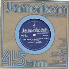 "Cornell Campbell - Natty Dread In A Greenwich Farm  LTD 7"" NEW £4.99"