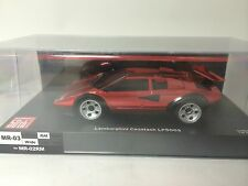 1/27 scale Kyosho Mini-Z Lamborghini Countach LP500S Chrome Red Kyosho 50th Anni