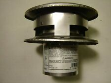 "SELKIRK 3"" Model VP Pellet Stove Vertical Cap - New"