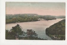King Harry Passage River Fal Cornwall Vintage Postcard 650a