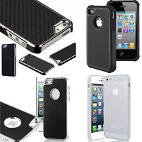 case cover for apple iphone 4 4s 5 5s - various designs