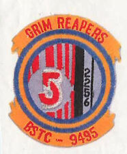 Babylon 5 Grim Reapers Embroidered Squadron Patch