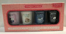 Yankee Candle 2017 New Fragrance Votive Set Lavender Coconut Breeze Beach New!