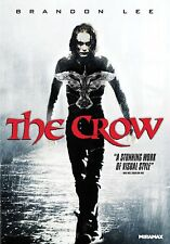 The Crow [DVD - R] Discs: 2 [Subtitles: French, Spanish] Mystery & Thrillers NEW