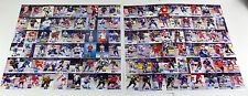 1994 Gibco Hockey Wit Complete UNCUT Sheets Set (108-Cards / 2 Sheets) ^ Gretzky