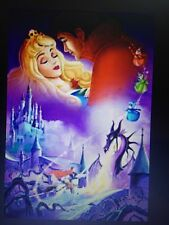 DISNEY SLEEPING BEAUTY (2) cross stitch kit