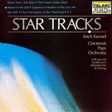 Star Tracks by Erich Kunzel (Conductor) (CD, 1984, Telarc Distribution)