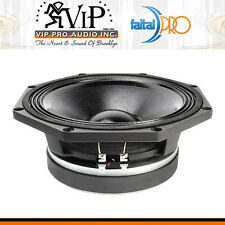 "Faital-Pro 8PR155 8"" Midrange / Midbass High Output 400W Replacement Speaker"