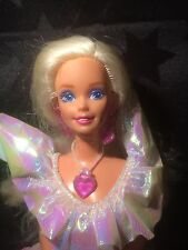 1992 Secret Hearts Barbie Doll With Original Outfit, Earrings, Necklace And Ring