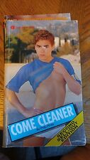Vtg Gay Sleaze Adult PB Paperback COME CLEANER 1991 AMERICAN ART ENT