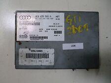 8E0 035 593 M   VW / AUDI OEM SIRIUS XM SATELLITE RADIO RECEIVER TUNER MODULE