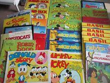 27 x Sammelbilderalben Sticker Album PANINI Walt Disney unkomplett