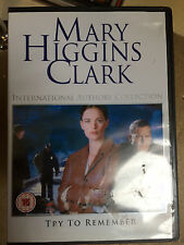 Gabrielle Anwar TRY TO REMEMBER ~ Mary Higgins Clark UK DVD