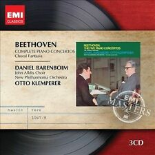 Beethoven: Complete Piano Concertos, New Music