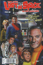 Lost In Space: The Lost Adventures Issue 1 - American Gothic Press Cover A