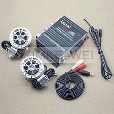 700W Mini Hi-Fi Stereo Verstärker Amp mp3 iPod Motorrad Auto 12V
