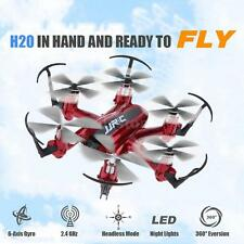 JJRC H20 2.4G 4 Channel 6-Axis Nano Hexacopter Drone RTF RC Quadcopter US OV8A