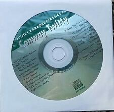 CONWAY TWITTY KARAOKE CDG COUNTRY KARAOKE CLASSICS CKC25 - LOUISIANA WOMAN