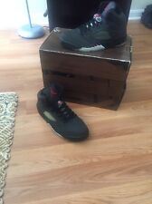 Nike Air Jordan Retro 5 Raging Bull 3M 2009 Lebron Royal OG OVO Yeezy Boost Kaws