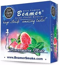 Watermelon Mint Beamer Molasses 50g Hookah Herbal Shisha Nargila pipe TobacoFree