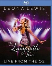 Labyrinth Tour: Live from the O2 by Leona Lewis (Blu-ray, Nov-2010) **NEW!!**