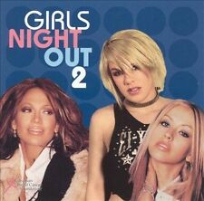 Girls Night Out, Vol. 2 Various Artists MUSIC CD