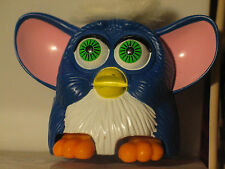 FURBY  ,   MCDONALD'S  Furby , Dated 1998  , Blue