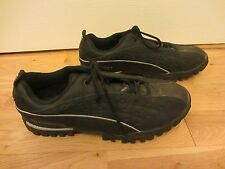 MENS SHIMANO SPD SH-MT30 BLACK CYCLING SHOES SIZE 43 9
