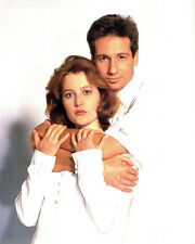 David Duchovny & Gillian Anderson (30454) 8x10 Photo