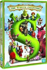 SHREK DVD Complete Collection Box Set Part 1 2 3 4 All 4 Movie Films Sealed NEW