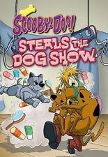 Scooby-Doo Steals the Dog Show  (ExLib)