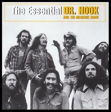 DR HOOK AND THE MEDICINE SHOW - THE ESSENTIAL CD ~ SYLVIA'S MOTHER ~ 70's *NEW*