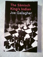 The Samisch King's Indian (Batsford Chess Library by Joe, Gallagher,