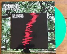 "Noel Gallagher's High Flying Birds -The Dying of the Light  7"" Green Vinyl"