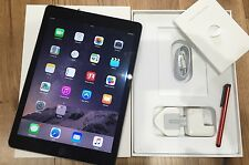 MINT Apple Ipad Air 2 Retina Display 16 GB Wi-Fi + 4G (Unlock) Space Grey