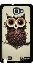 Case for Samsung Galaxy Note GT-N7000 (I9220) - Original owl - ref 387