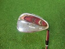 USED CLEVELAND 588 TOUR SATIN CHROME 51* GAP WEDGE CLEVELAND WEDGE FLEX