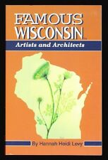 FAMOUS WISCONSIN ARTISTS & ARCHITECTS-FRANK LLOYD WRIGHT-GEORGIA O'KEEFE+++