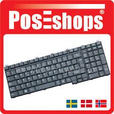 Orig. Nordic Tangentbord Satellite L350 L350D L360 L360D X305 SCA Tastatur New