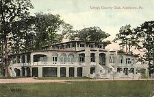 Lehigh Country Club in Allentown PA 1915