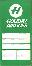 Holiday Airlines ticket jacket wallet [6122]