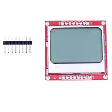 Nokia 5110 LCD Module White Backlight For Arduino UNO Mega Prototype