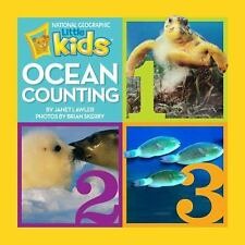 Ocean Counting (National Geographic Little Kids) Lawler, Janet