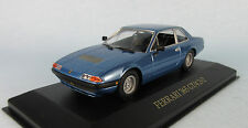 IXO 1972 Ferrari 365 GT/4 2+2 (Light Blue) 1/43 Scale Diecast Model NEW, RARE!