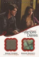 "Vampire Diaries Temporada 2-DM6 ""Jeremy & Bonnie"" Tarjeta de armario de doble"